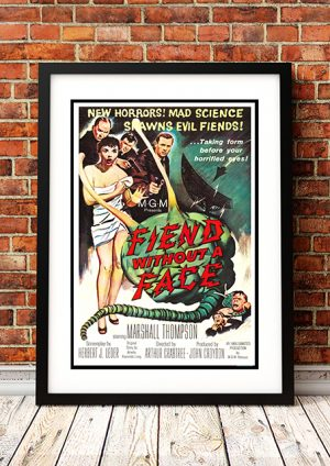Fiend Without A Face – 1958