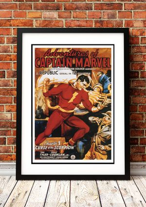 Adventures Of Captain Marvel – 1941