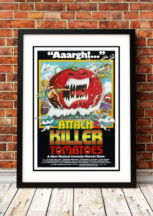 Attack Of The Killer Tomatoes – 1978