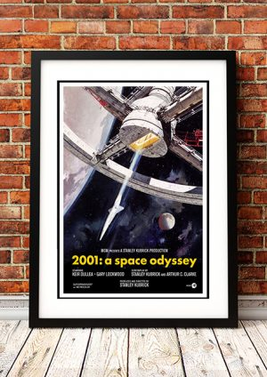 2001: A Space Odyssey – 1968