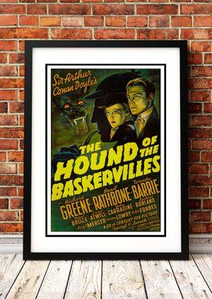 Hound Of Baskervilles – 1939