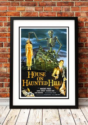 House On Haunted Hill – 1959