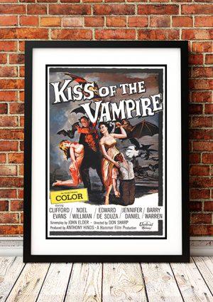 Kiss Of The Vampire – 1963
