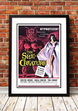 She Creature – 1956