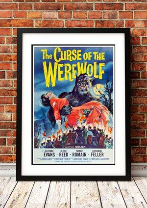 Curse Of The Werewolf – 1961