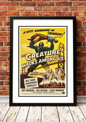 Creature Walks Among Us – 1956