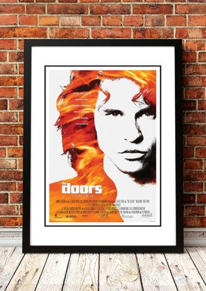 The Doors 'The Doors' Movie Poster 1991