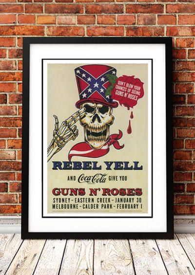Guns N' Roses - 'Australian Tour' 1993-0
