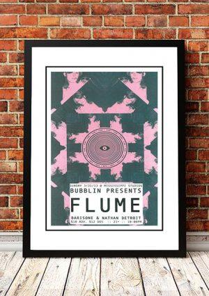 Flume 'Mississippi Studios' Detroit, USA 2013