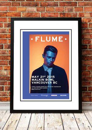 Flume 'Malkin Bowl' Vancouver, Canada 2015