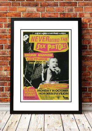 Sex Pistols 'Filthy Lucre Tour' Sydney, Australia 1996