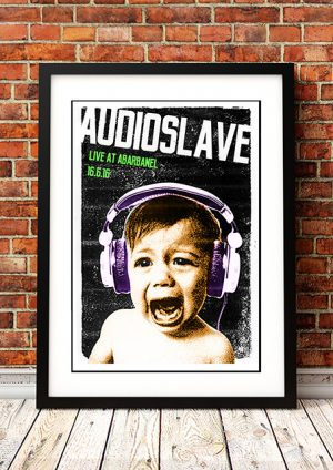 Audioslave – 'Live At Abarbanel' 2016