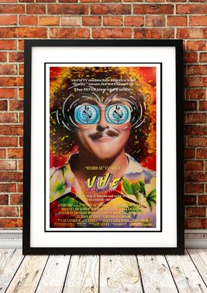 Weird Al Yankovic – 'UHF' Movie Poster 1989