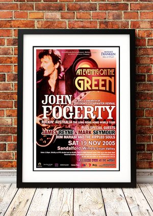 John Fogarty 'A Day On The Green' – Swan Valley Australia 2005