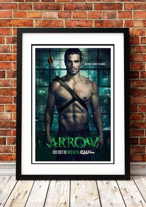 Arrow – 2012