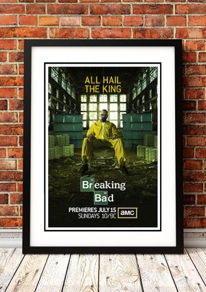 Breaking Bad  'All Hail The King' – 2008