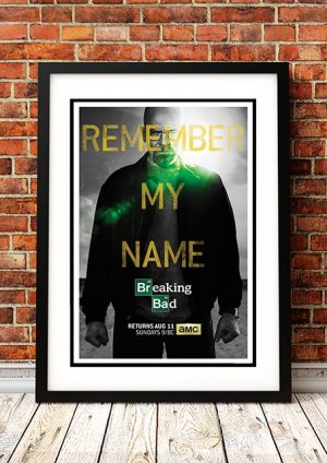 Breaking Bad  'Remember My Name' – 2008