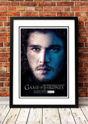 Game Of Thrones 'Jon Snow' – 2011