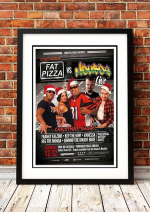 Fat Pizza V Housos – 2014