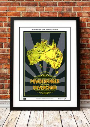 Powderfinger / Silverchair 'Entertainment Centre' – Newcastle Australia 2007