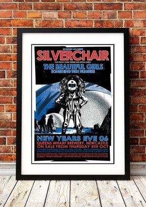 Silverchair / Beautiful Girls  'Queens Wharf Brewery' – Newcastle Australia 2006