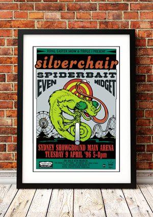 Silverchair / Spiderbait  'Showground' – Sydney Australia 1996