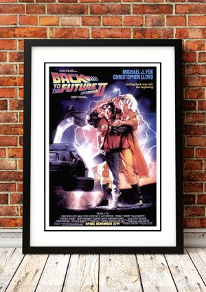 Back To The Future II – 1989