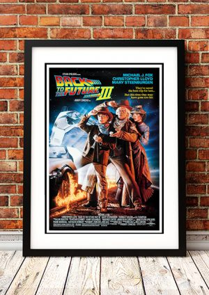 Back To The Future III – 1990