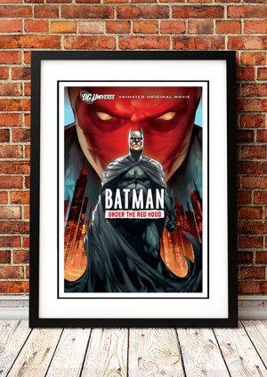 Batman: Under The Red Hood – 2010