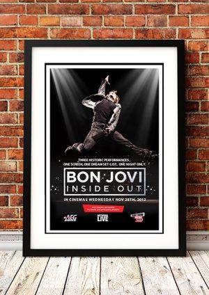 Bon Jovi 'Inside Out' – 2012