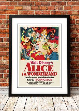 Alice In Wonderland – 1951