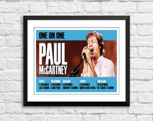 Paul McCartney 'One On One' – Australia 2017