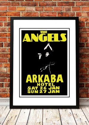 Angels (Angel City) 'Arkaba Hotel' Adelaide, Australia 1980