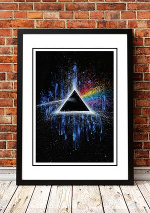 Pink Floyd 'Dark Side Of The Moon' Art Print