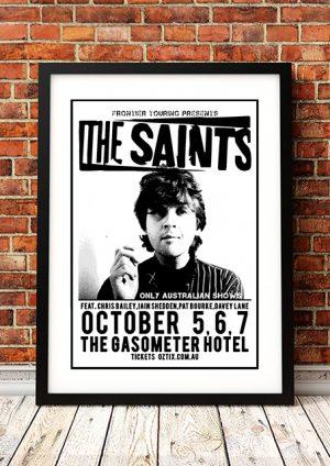 The Saints 'Gasometer Hotel' Melbourne Australia 2016