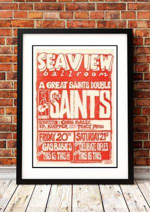 The Saints 'Seaview Ballroom' Melbourne Australia 1984