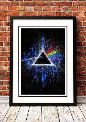 Pink Floyd 'Dark Side Of The Moon' Art Print
