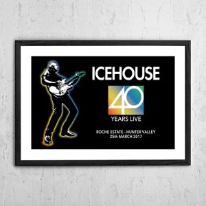 Icehouse – '40 Years Live' Hunter Valley, Australia 2017