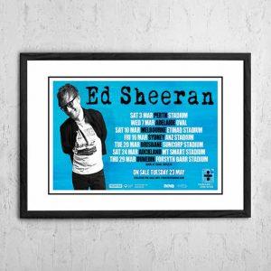 Ed Sheeran 'Australia And New Zealand Tour' 2018
