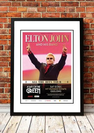 Elton John 'A Day On The Green' Geelong, Australia 2015