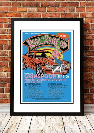 Grinspoon 'Road Rage' Australian Tour 1997