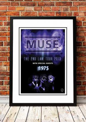 Muse '2nd Law' Tour 2013