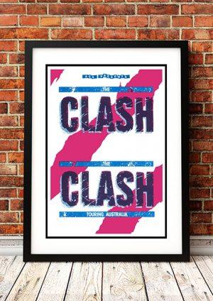 The Clash 'Australian Tour' 1982
