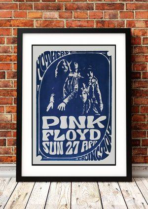 Pink Floyd 'Mothers' Erdington UK 1969