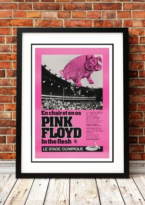 Pink Floyd 'Le Stade Olympique'  Montreal Canada 1994