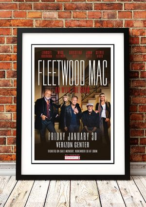 Fleetwood Mac 'On With The Show' Washington, USA 2015