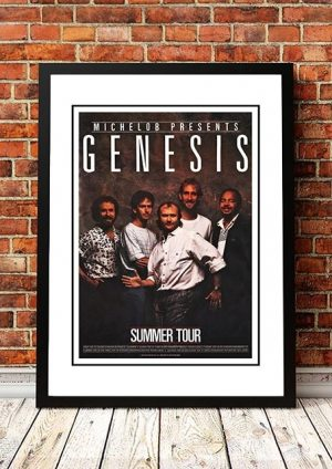 Genesis 'Summer Tour' USA 1987