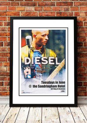 Diesel 'Sandringham Hotel' Sydney, Australia 2003