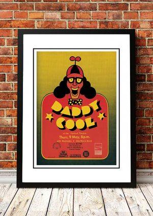 Daddy Cool / Skyhooks 'Festival Theatre' Adelaide, Australia 1974