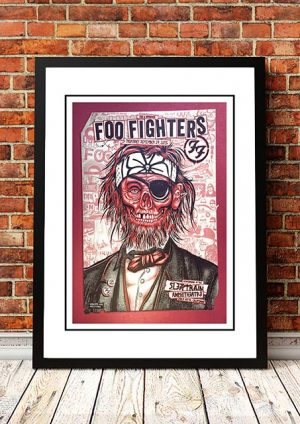 Foo Fighters 'Chulu Vista' California, USA 2015